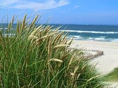 Nordsee mit Düne und Strand